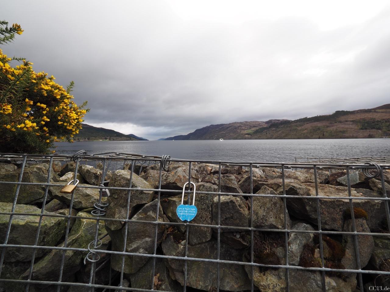 Loch Ness - Fort Augustus - Schottland