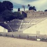 Rhodos Stadt - Akropolis