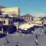 Rhodos Stadt - Altstadt