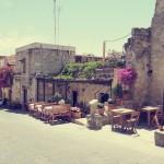 Rhodos Stadt - Altstadt - Restaurant