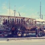 Rhodos Stadt Gewürzboot