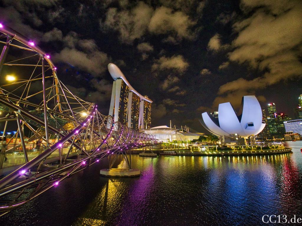 Singapur MBS